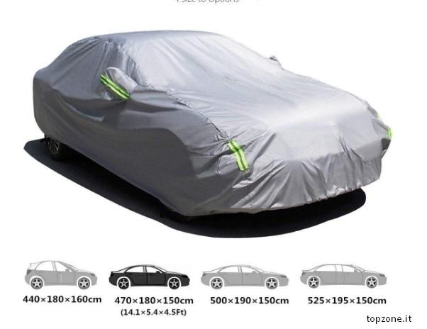 copertura per auto matcc