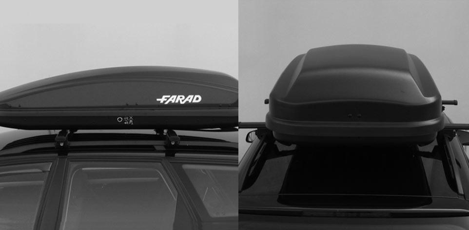 Box Tetto Auto Farad 1-93431