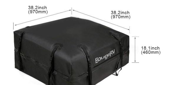 box tetto auto BougeRV