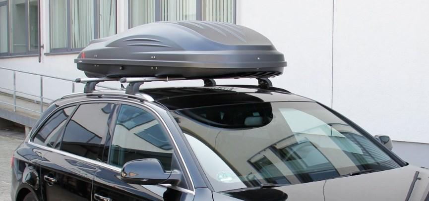 box tetto auto dachbox reef 580