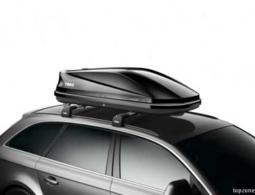 Box Tetto Thule Touring M
