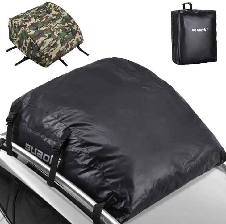 suaoki borsa da tetto per auto