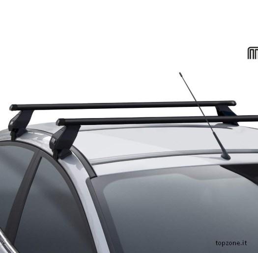5/porte Aurilis Portapacchi originale Nissan Micra V dal 2017