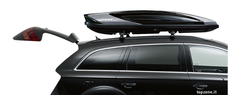 box tetto thule excellence xt 611907