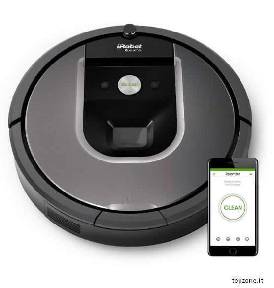 Aspirapolvere iRobot Roomba 960
