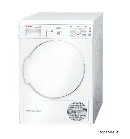 Asciugatrice Bosch WTW84107IT