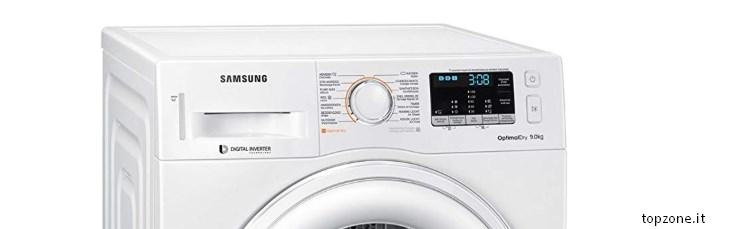 Asciugatrice Samsung 9 kg Samsung DV91M52001W