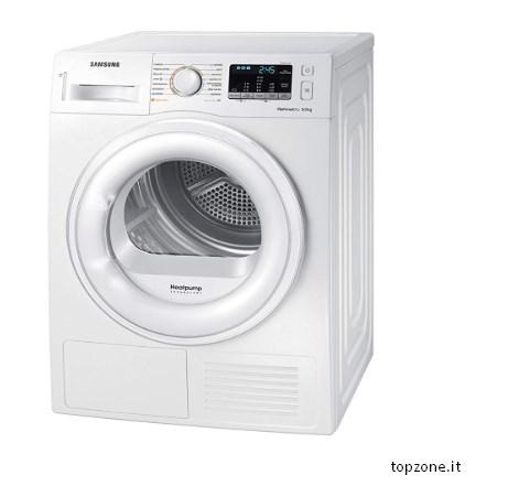 Asciugatrice Samsung dv80m50101w