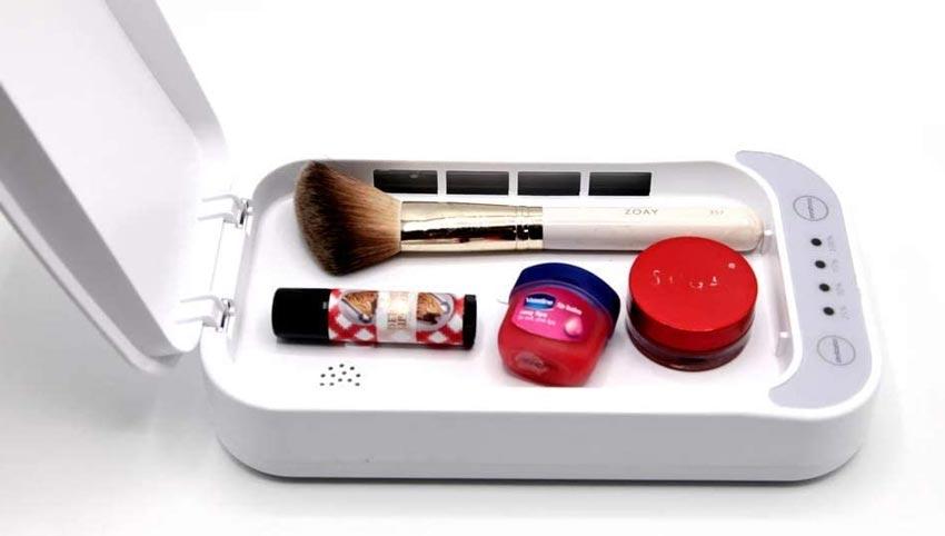 Box Sterilizzatore UV per Maschere e Telefoni