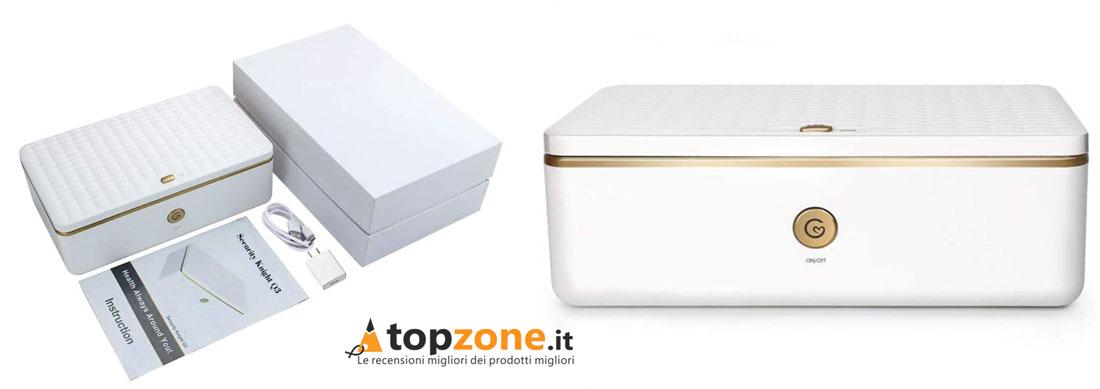 Sterilizzatore Deeabo Box Uv Ozono