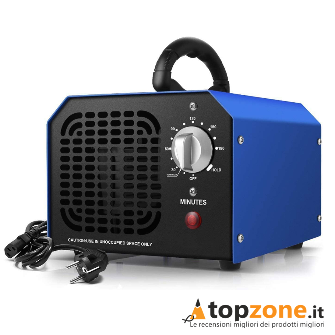 Sanificatore a Ozono Generatore