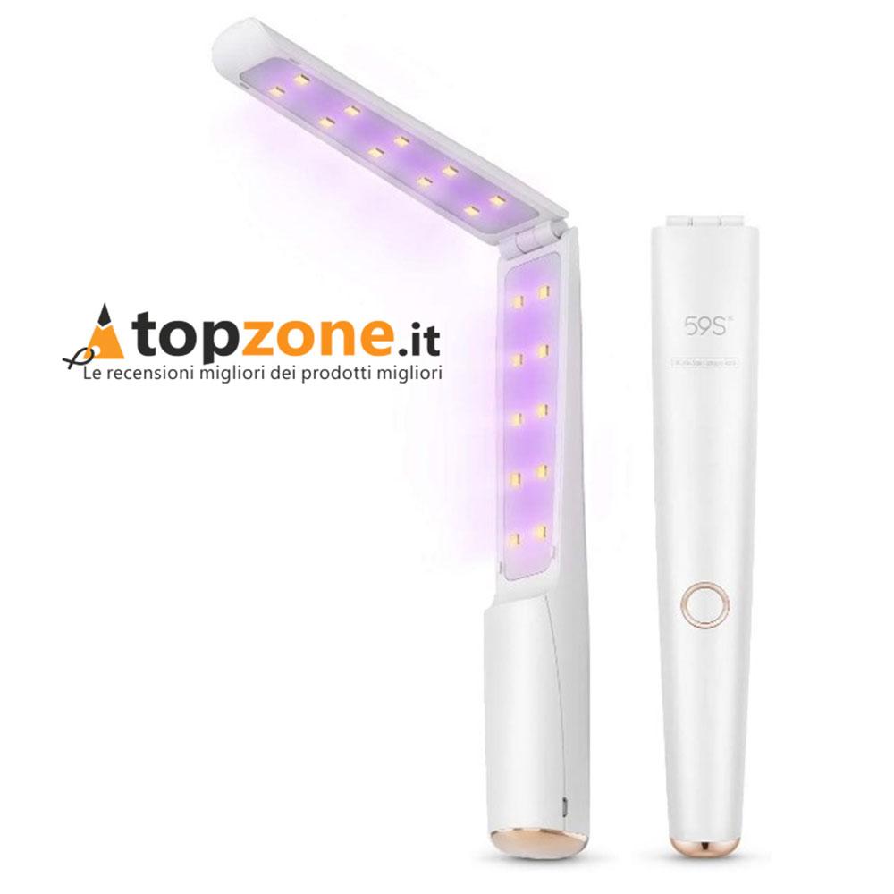 Sterilizzatore UV Bacchetta da Viaggio portatile